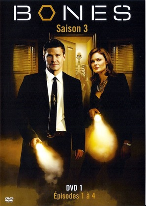 """Bones"" - French DVD movie cover (thumbnail)"
