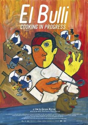 El Bulli: Cooking in Progress - German Movie Poster (thumbnail)