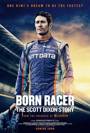 Born Racer - New Zealand Movie Poster (thumbnail)
