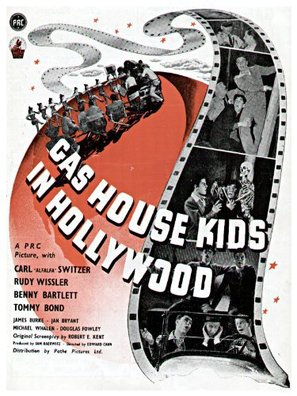 The Gas House Kids in Hollywood - Movie Poster (thumbnail)