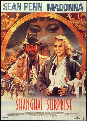 Shanghai Surprise - French Movie Poster (thumbnail)