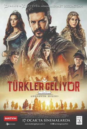 Türkler Geliyor: Adaletin Kilici - Turkish Movie Poster (thumbnail)