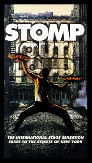 Stomp Out Loud - VHS cover (thumbnail)