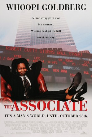 The Associate - Movie Poster (thumbnail)