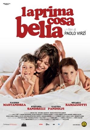 La prima cosa bella - Italian Movie Poster (thumbnail)