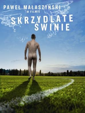 Skrzydlate swinie - Polish Movie Poster (thumbnail)