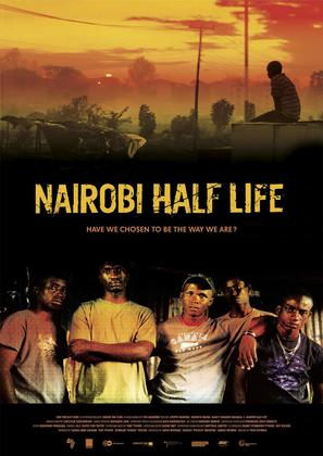 Nairobi Half Life - British Movie Poster (thumbnail)