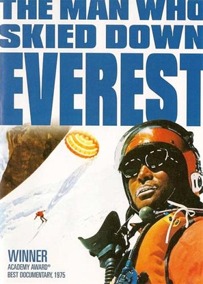 The Man Who Skied Down Everest - Movie Poster (thumbnail)