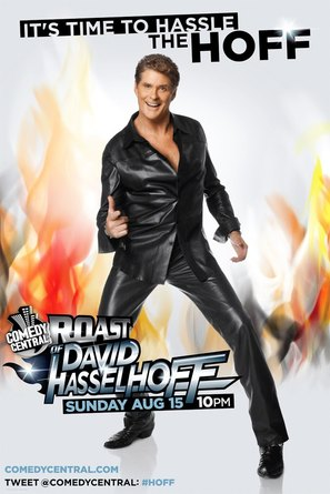 Comedy Central Roast of David Hasselhoff - Movie Poster (thumbnail)