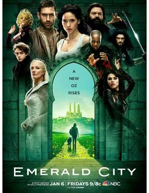 Emerald City - Movie Poster (thumbnail)