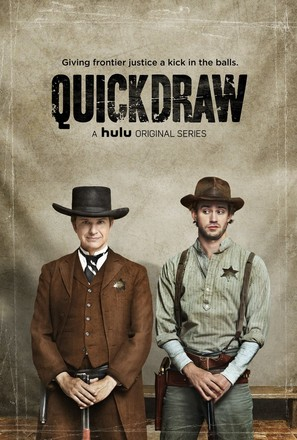 """Quick Draw"" - Movie Poster (thumbnail)"