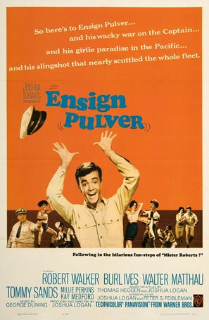Ensign Pulver - Movie Poster (thumbnail)