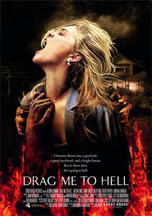 Drag Me to Hell - Movie Poster (thumbnail)