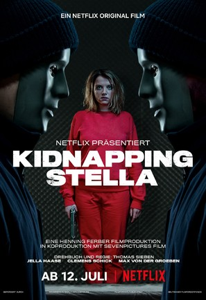 Kidnapping Stella - German Movie Poster (thumbnail)