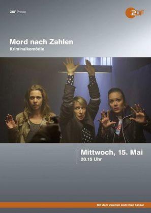 Mord nach Zahlen - German Movie Cover (thumbnail)
