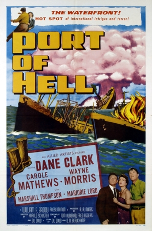 Port of Hell - Movie Poster (thumbnail)