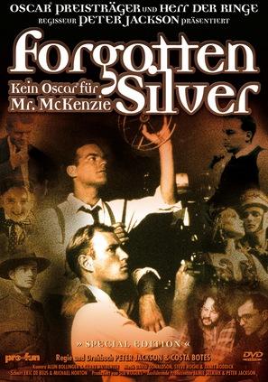 Forgotten Silver - German DVD cover (thumbnail)