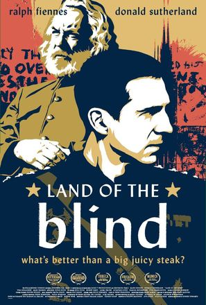 Land of the Blind - poster (thumbnail)