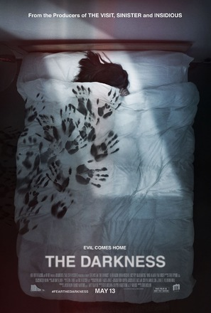 The Darkness - Movie Poster (thumbnail)