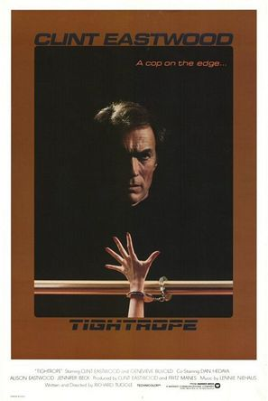 Tightrope - Movie Poster (thumbnail)