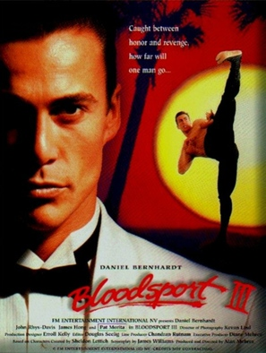 Bloodsport III - Movie Poster (thumbnail)