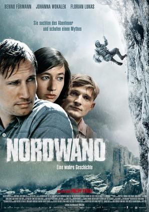 Nordwand - German Movie Poster (thumbnail)