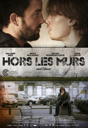 Hors les murs - French Movie Poster (thumbnail)