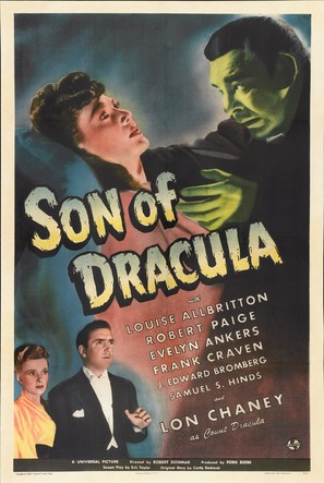 Son of Dracula - Movie Poster (thumbnail)