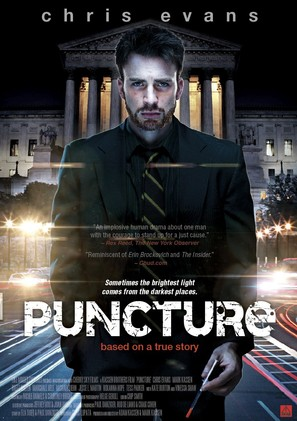 Puncture - Movie Poster (thumbnail)