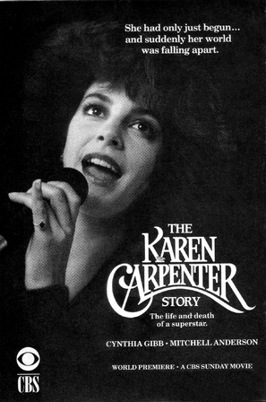 The Karen Carpenter Story - poster (thumbnail)