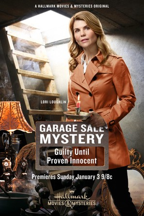 Garage Sale Mystery: Guilty Until Proven Innocent - Movie Poster (thumbnail)