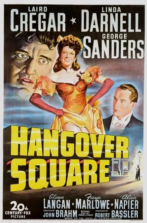 Hangover Square - Movie Poster (thumbnail)
