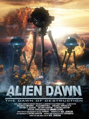 Alien Dawn - Movie Poster (thumbnail)