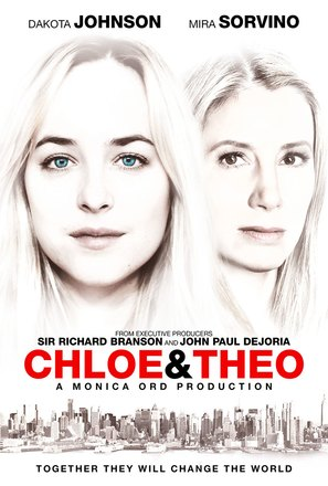 Chloe and Theo - Movie Poster (thumbnail)