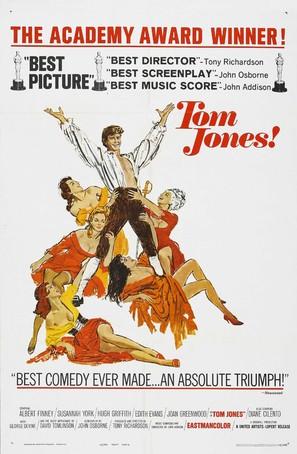 Tom Jones - Movie Poster (thumbnail)