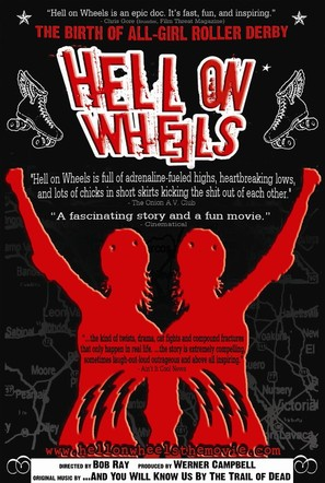 Hell on Wheels - Movie Poster (thumbnail)