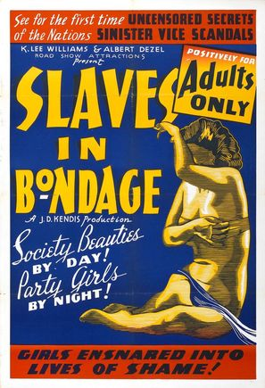 Slaves in Bondage - Movie Poster (thumbnail)