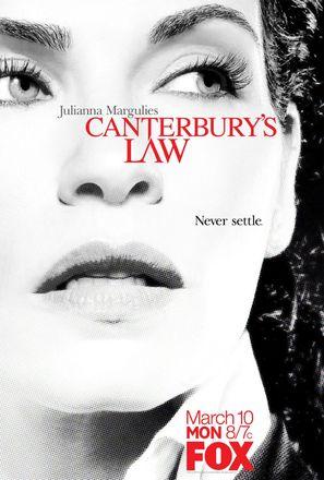 """Canterbury's Law"" - poster (thumbnail)"