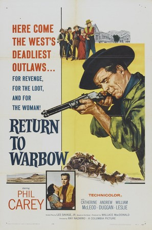Return to Warbow - Movie Poster (thumbnail)