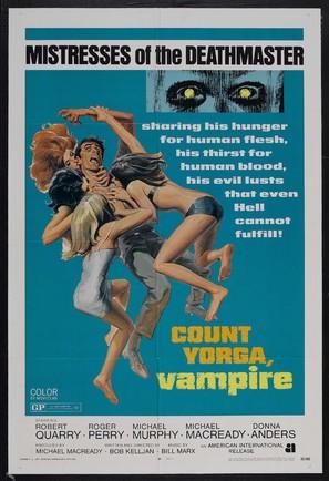 Count Yorga, Vampire - Movie Poster (thumbnail)