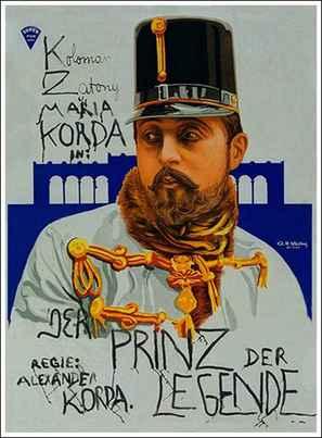 Tragödie im Hause Habsburg - German Movie Poster (thumbnail)