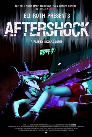 Aftershock - Movie Poster (thumbnail)