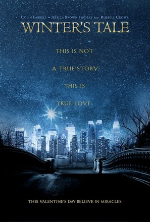 Winter's Tale - Movie Poster (thumbnail)