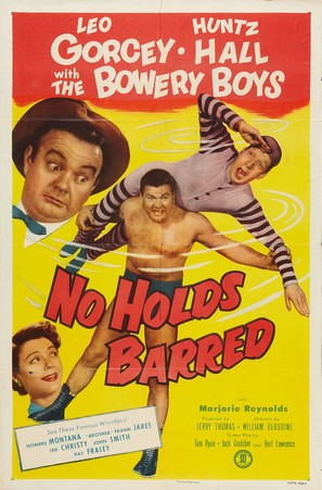 No Holds Barred - Movie Poster (thumbnail)