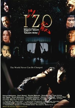 Izo - poster (thumbnail)