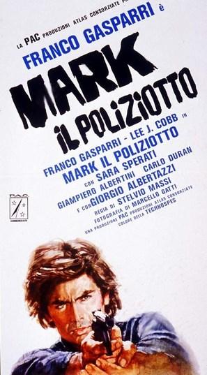 Mark il poliziotto - Italian Movie Poster (thumbnail)