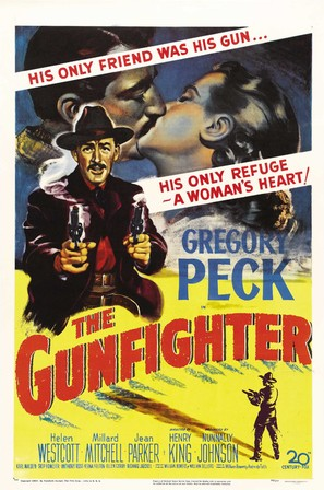The Gunfighter - Movie Poster (thumbnail)