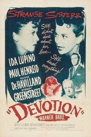 Devotion - Movie Poster (thumbnail)