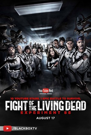 """""""Fight of the Living Dead"""" - Movie Poster (thumbnail)"""