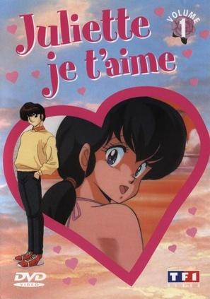 """""""Mezon Ikkoku"""" - French DVD movie cover (thumbnail)"""